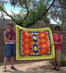 Joan's quilt 2